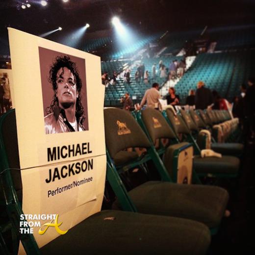 Michael Jackson BBMA 2014 StraightFromTheA 1
