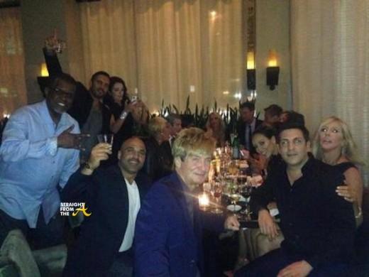 NBCU Upfront Dinner 2014
