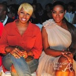 NEWSFLASH! Kenya Moore & Nene Leakes Still Haven't 'Cut The Check' For Detroit Public Schools…