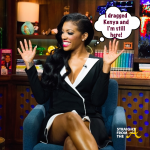 Porsha Williams Goes 'One-On-On' With Bravo Andy on 'Watch What Happens LIVE!' [PHOTOS + VIDEO]