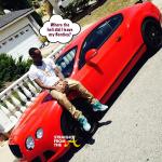 False Alarm! Guess Where Soulja Boy's 'Stolen' Bentley Was Found? [PHOTOS]