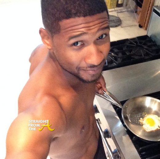 Usher StraightFromtheA 2014