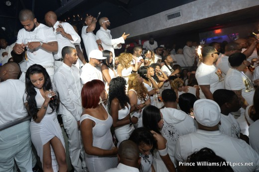 White Party Crowd 2
