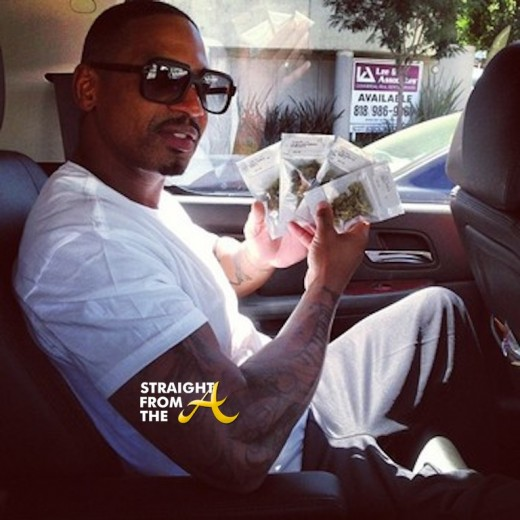 stevie j drugs straightfromthea