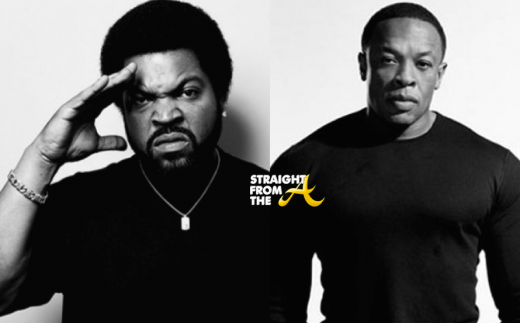 Ice Cube Dr Dre 2014