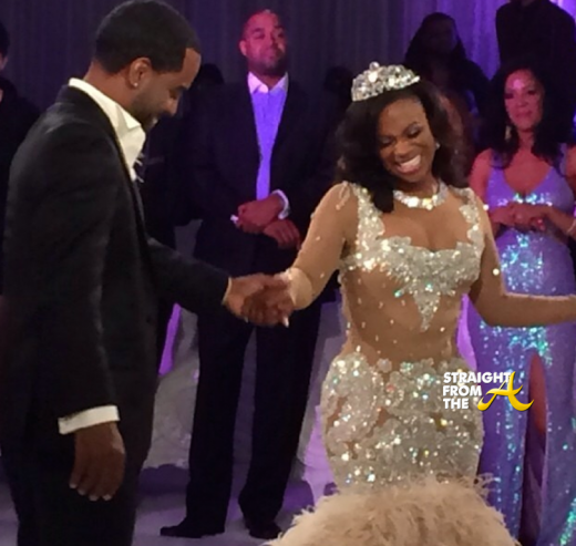 Kandi & Todd Wedding - StraightFromTheA 6