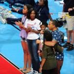 "Celebrity Kids: Ludacris & Daughter Karma Attend WNBA Atlanta Dream's ""Dads & Daughters Night""…  [PHOTOS]"