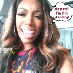 Porsha Williams Joins 'Dish Nation' + Confirms What I Already Told Y'all About #RHOA Season 7 Cast… [VIDEO]