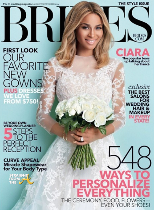 Ciara Brides August 2014 - StraightFromTheA