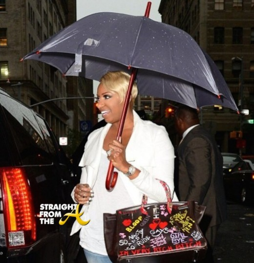 SHOTS FIRED! Nene Leakes Sends Message To Wendy Williams…