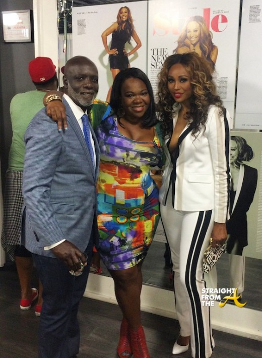 Peter Thomas Michelle ATLien Brown Cynthia Bailey
