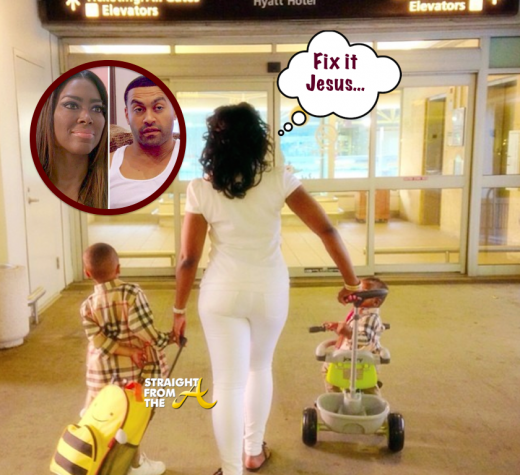 Phaedra Parks Fix It jesus - StraightFromTheA