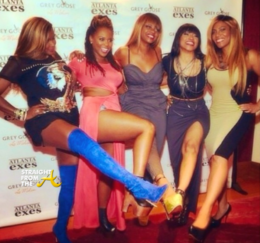 PARTY PICS: Cast of VH1′s 'Atlanta Exes' Celebrate Series Premiere… [PHOTOS + VIDEO]