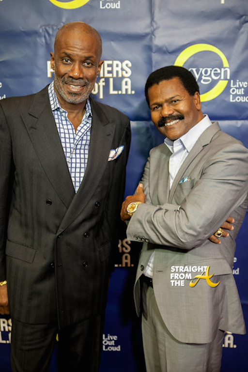 Bishop Noel Jones and Bishop Ron Gibsn