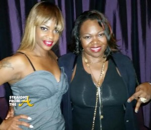 Christina Johnson Atlanta Exes Michelle ATLien Brown