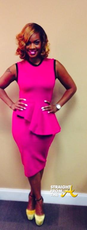 Christina Johnson - Atlanta Exes - StraightFromTheA 1