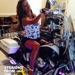 Claudia Jordan - StraightFromTheA 5
