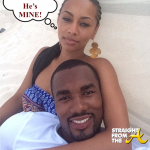 In The Tweets: Keri Hilson Sends Message to Serge Ibaka's 'Thirsty' Followers…