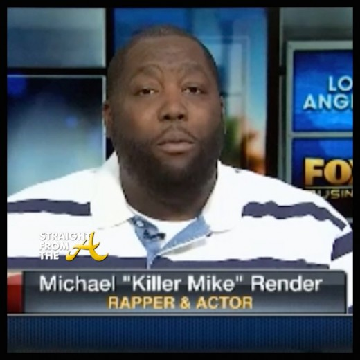 Killer Mike Fox News StraightFromTheA 4