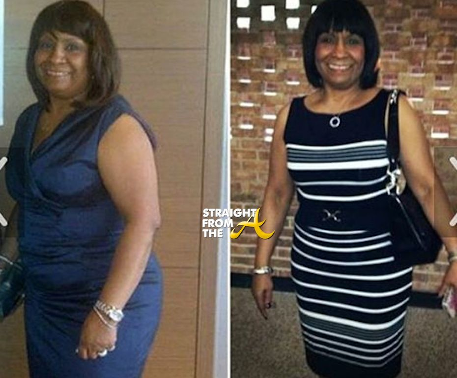 Before & After: Check Out Mama Joyce's DRAMATIC Weight ...