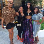 #RHOA Team Spirit! Atlanta Housewives & 'Newbies' Take 'Girl's Trip' To Puerto Rico… [PHOTOS]