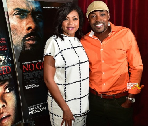 Taraji P. Henson & Will Packer Host 'No Good Deed' Private Movie Screening (ATLANTA) [PHOTOS + VIDEO]