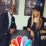 Peter Thomas Cynthia Bailey SPorts One - StraightFromTHeA