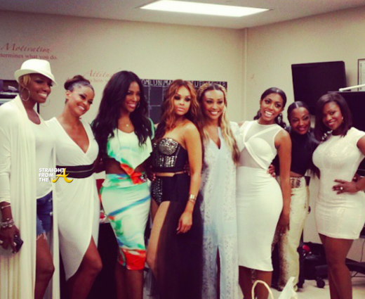 GROUP SHOT! Meet Real 'Housewives' of Atlanta's Season 7 Cast.. [PHOTOS]
