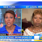 #MikeBrown's Mother Speaks Re: Autopsy Results & More: Only 'Justice' Will Restore the Peace in Ferguson… [VIDEO]