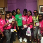 Keri Hilson & OMG Girlz Promote Teen Fitness w/ 'Pretty Girls Sweat' Event… [PHOTOS]