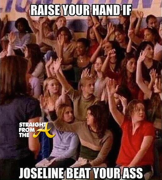 Raise your hand – lhhatl reunion fight