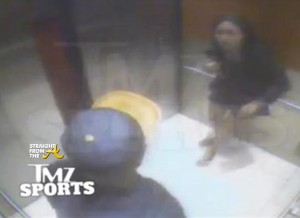 Ray Rice New Elevator knockout Footage Video