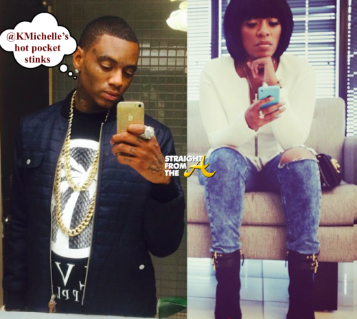 Soulja Boy vs K. Michelle
