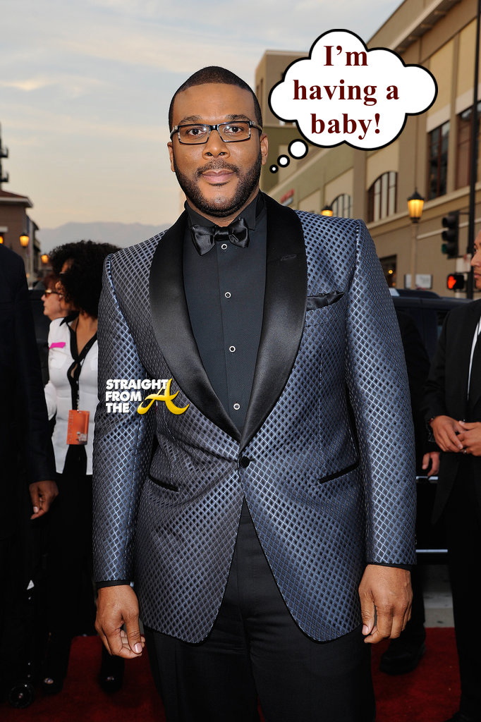Tyler Perry Baby Pictures Tyler perry is going to be a '