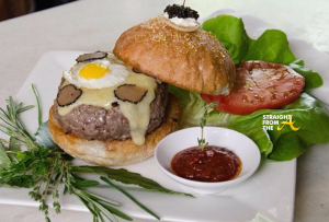 Worlds Most Expensive Burger