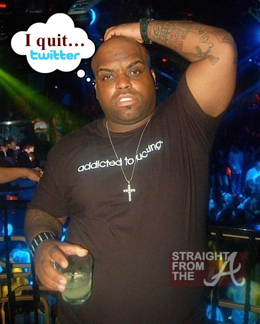 CeeLo Green Quits Twitter After 'Rape' Tweets + Issues Apology…