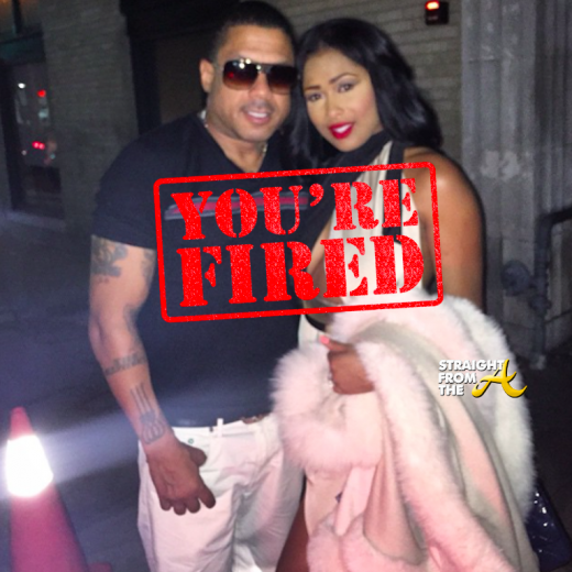 FIRED! Benzino & Althea Booted From Love & Hip Hop Atlanta + Zino's Response…