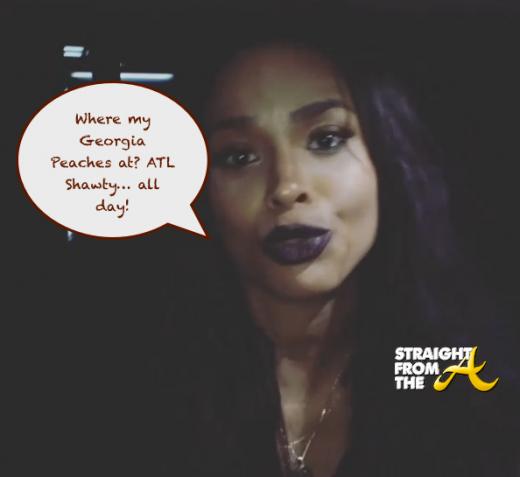 Ciara Message StraightFromTheA