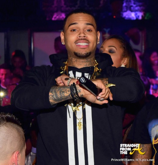 Chris Brown Compound