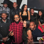 Atlanta Nights: Monyetta Shaw, Toya Wright, Tahiry, Wood Harris & More Hit The Gold Room… [PHOTOS]