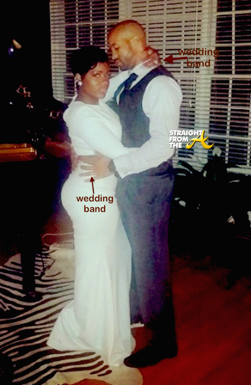 Off The Market: Fantasia Marries Her New Boo… [PHOTOS]