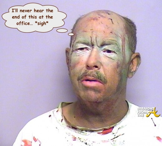 Mugshot Mania – The Halloween Edition… [PHOTOS]