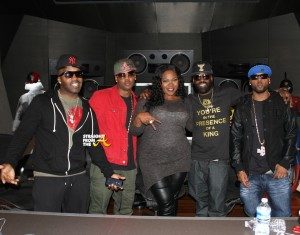 Jagged Edge and Michelle ATLien Brown - Straight From The A 2