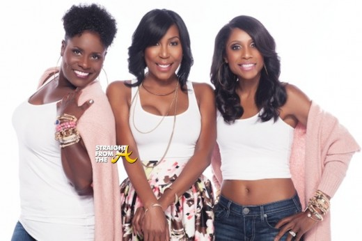 Jaquitta Williams, Ebony Steele, Dr. Jackie - StraightFromTheA