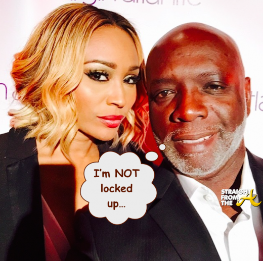 RUMOR CONTROL: Peter Thomas Responds to News of His 'Arrest'… [VIDEO]