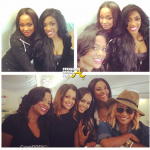 Guess Who's Missing From #RHOA Season 7 Girl's Trip to Korea… [PHOTOS]