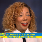 Tameka 'Tiny' Harris Publicly Addresses Her Controversial Eye Color-Changing Surgery [VIDEO]