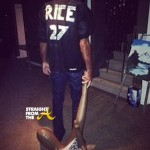 Ray Rice & Adrian Peterson Halloween Costumes… Funny? Or Nah? [PHOTOS]