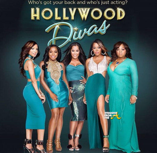 Hollywood Divas - StraightFromTheA