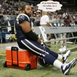Could You Walk Away From $37 Million? NFL Player Quits Football to Feed The Less Fortunate… [PHOTOS + VIDEO]